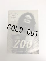 【Magazine,Books】ZOO No.2 1975年9月【ZO01】