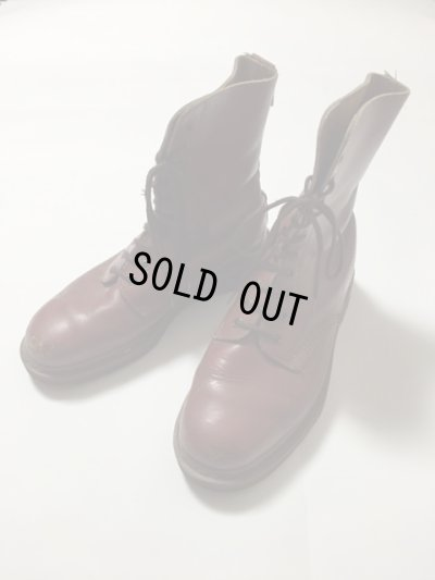 画像1: DM12 Dr.Martens Air Wair社製/茶 元箱無し uk8 10hole